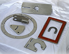 Fabricated Components for an OEM Machine Builder