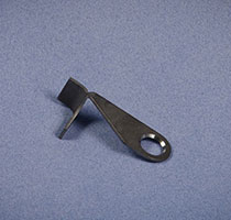 Bent Stainless Clip
